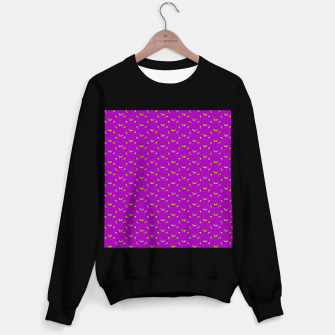 Thumbnail image of small simple geometric pattern rb Sweater regular, Live Heroes