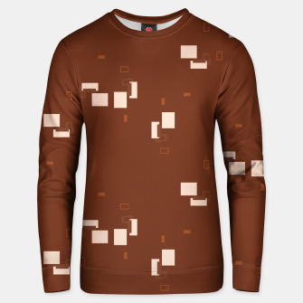 Thumbnail image of simple geometric pattern co Unisex sweater, Live Heroes