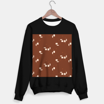 Thumbnail image of simple geometric pattern co Sweater regular, Live Heroes
