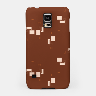 Thumbnail image of simple geometric pattern co Samsung Case, Live Heroes