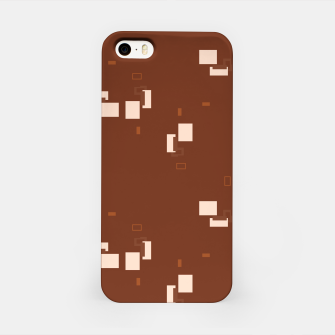 Thumbnail image of simple geometric pattern co iPhone Case, Live Heroes