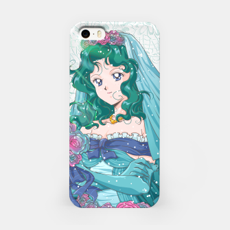 "Miniaturka Michiru ""Wedding Dress"" iPhone Case, Live Heroes"