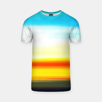 Thumbnail image of GRADIENT X T-shirt, Live Heroes
