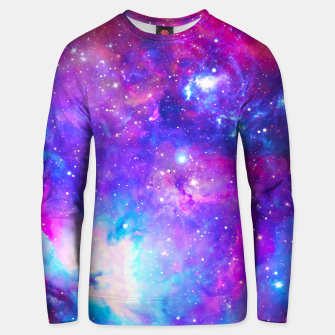 Thumbnail image of Into A Galaxy Unisex sweater, Live Heroes