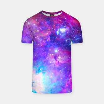 Thumbnail image of Into A Galaxy T-shirt, Live Heroes
