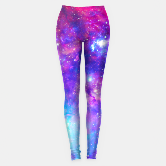 Thumbnail image of Into A Galaxy Leggings, Live Heroes