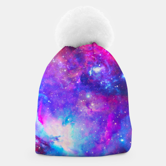 Thumbnail image of Into A Galaxy Beanie, Live Heroes