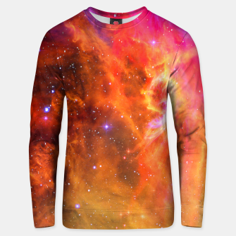 Thumbnail image of Rainbow Clouds Unisex sweater, Live Heroes