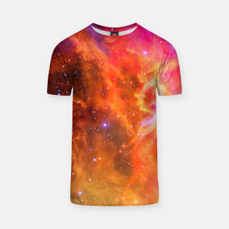Thumbnail image of Rainbow Clouds T-shirt, Live Heroes