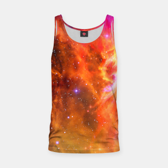 Thumbnail image of Rainbow Clouds Tank Top, Live Heroes