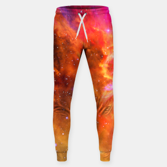 Thumbnail image of Rainbow Clouds Sweatpants, Live Heroes