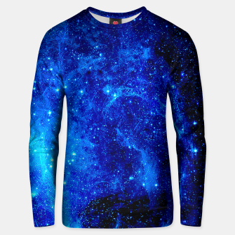 Thumbnail image of Deeper into the Space Unisex sweater, Live Heroes
