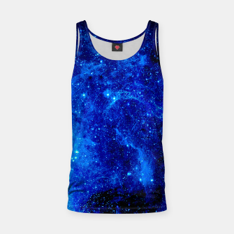Thumbnail image of Deeper into the Space Tank Top, Live Heroes