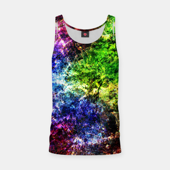 Thumbnail image of Texture Tank Top, Live Heroes