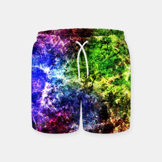 Thumbnail image of Texture Swim Shorts, Live Heroes