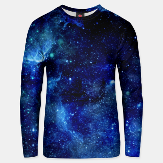 Thumbnail image of Space Ocean Unisex sweater, Live Heroes
