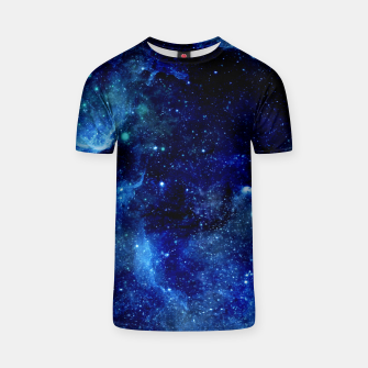 Thumbnail image of Space Ocean T-shirt, Live Heroes