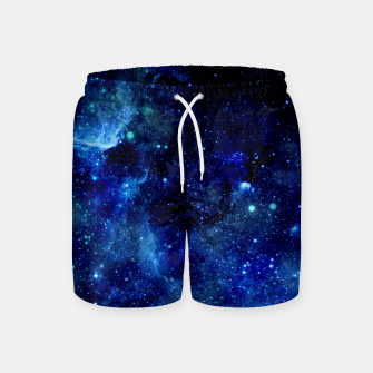 Thumbnail image of Space Ocean Swim Shorts, Live Heroes