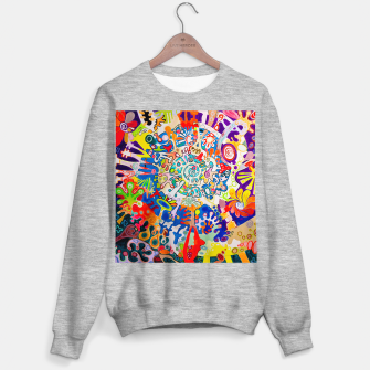 Thumbnail image of BIOMACHINE Sweater regular, Live Heroes