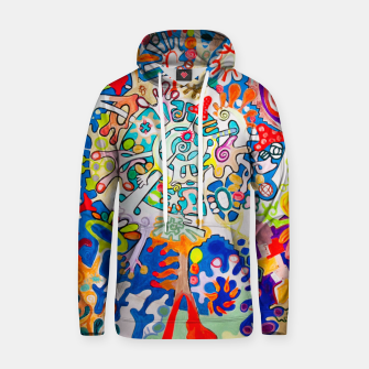 Thumbnail image of BIOMACHINE Hoodie, Live Heroes