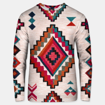 Thumbnail image of Traditional Boho Moroccan Anthropologie Artwork Unisex sweater, Live Heroes