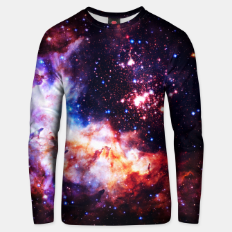 Thumbnail image of Fire in the Sky Unisex sweater, Live Heroes