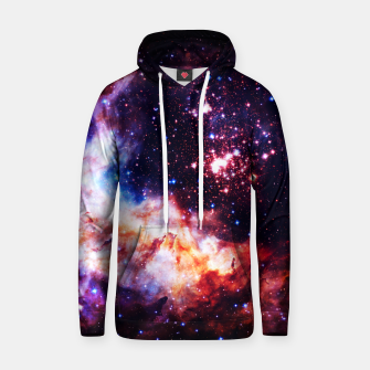 Thumbnail image of Fire in the Sky Hoodie, Live Heroes