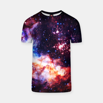 Thumbnail image of Fire in the Sky T-shirt, Live Heroes