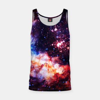 Thumbnail image of Fire in the Sky Tank Top, Live Heroes