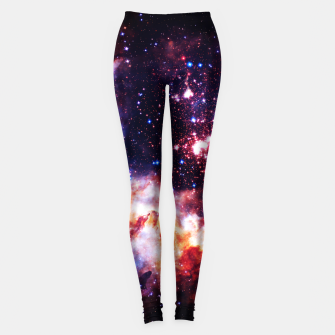 Thumbnail image of Fire in the Sky Leggings, Live Heroes