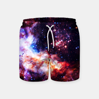 Thumbnail image of Fire in the Sky Swim Shorts, Live Heroes