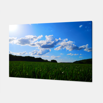 Thumbnail image of meadow and clouds std Canvas, Live Heroes