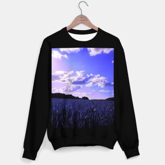 meadow and clouds db Sweater regular thumbnail image