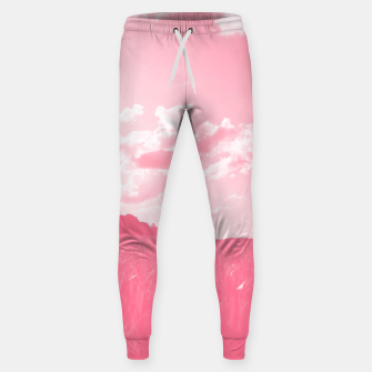 meadow and clouds pw Sweatpants miniature