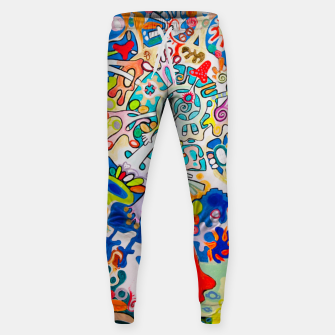 Thumbnail image of BIOMACHINE Sweatpants, Live Heroes