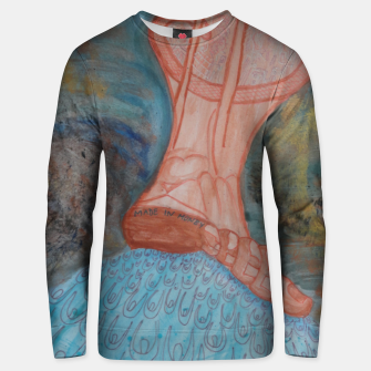 Thumbnail image of Made in Money Unisex sweater, Live Heroes
