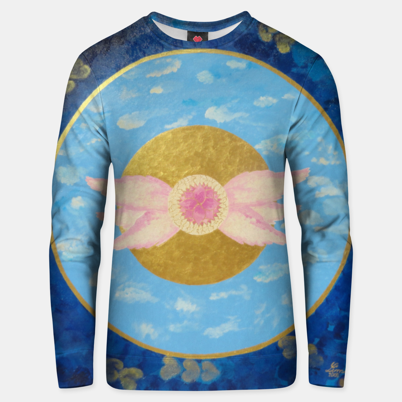 Image of People on the way Unisex sweater - Live Heroes
