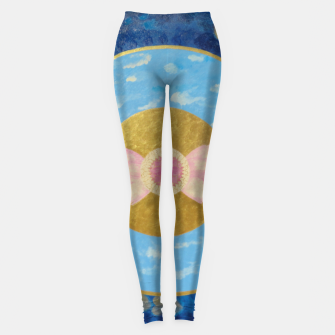 Imagen en miniatura de People on the way Leggings, Live Heroes