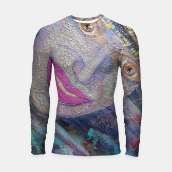 Thumbnail image of In my head, in my heart Longsleeve rashguard , Live Heroes