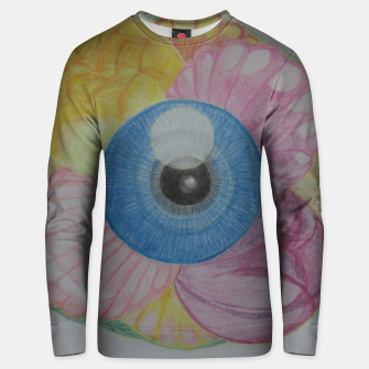 Thumbnail image of The Eye of Fantasy Unisex sweater, Live Heroes