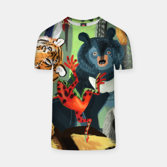 Thumbnail image of Ussuriland Camiseta, Live Heroes