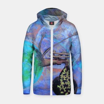 Home - Less Zip up hoodie thumbnail image