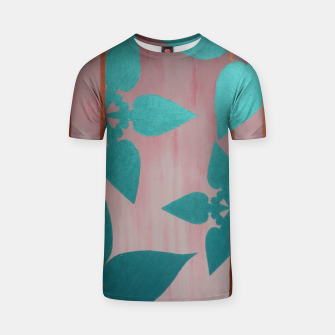 Thumbnail image of flowers T-shirt, Live Heroes