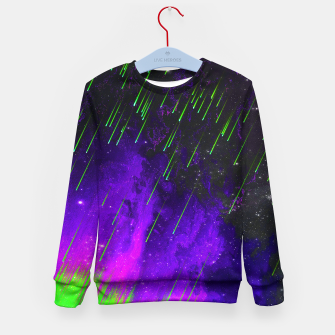 Thumbnail image of ACID P Kid's sweater, Live Heroes