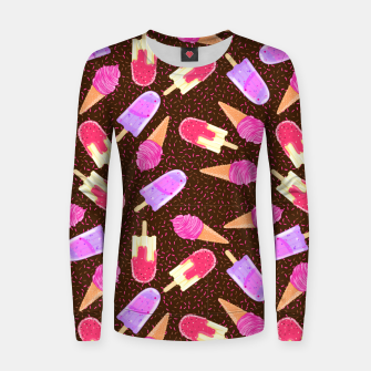 Miniature de image de Ice Cream II Women sweater, Live Heroes