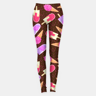 Miniature de image de Ice Cream II Leggings, Live Heroes