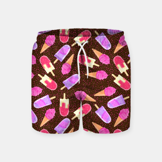 Miniature de image de Ice Cream II Swim Shorts, Live Heroes