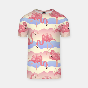 Thumbnail image of Flamingos II T-shirt, Live Heroes