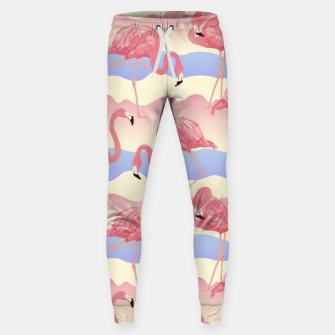 Thumbnail image of Flamingos II Sweatpants, Live Heroes