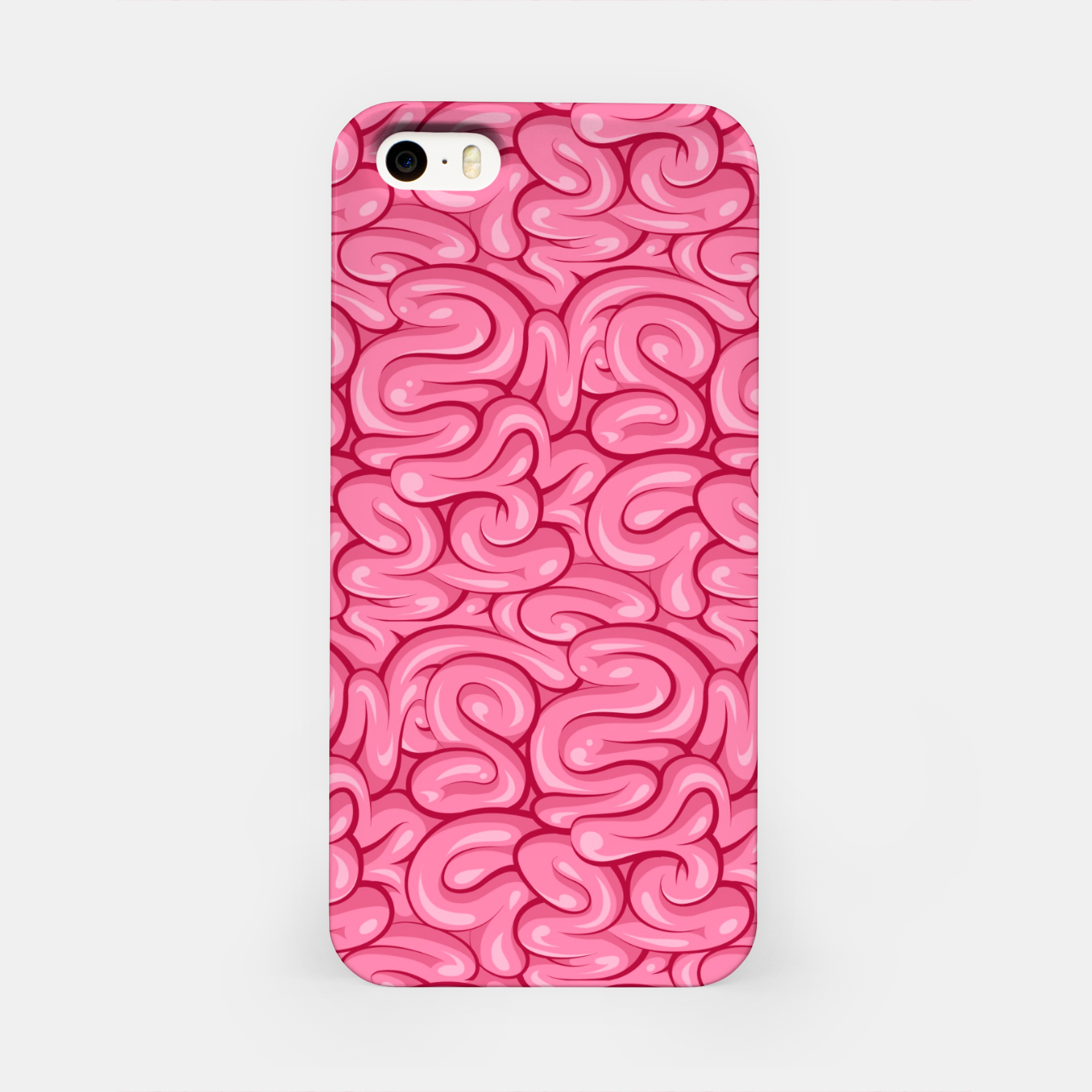 Image of brain iPhone Case - Live Heroes